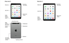 Đêm nay ra mắt iPad Air 2, iPad Mini 3?