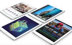 Apple ra mắt iPad Air 2 và iPad Mini 3