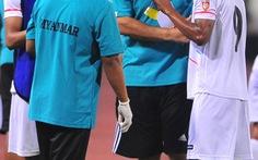 """""""U-19 Myanmar đã chiến đấu cho cuộc sống của mình"""""""