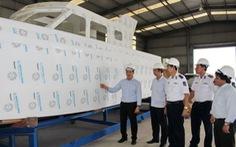 Tháng 12-2014, trao tặng xuồng tuần tra cao tốc 12 tỉ đồng
