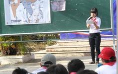 Truyền lửa yêu nước ở trường mang tên Lý Tự Trọng