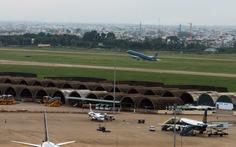 Quân đội bàn giao 20ha đất khu vực sân bay Tân Sơn Nhất