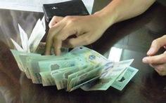 5 lần nhận hối lộ vẫn xin hưởngán treo