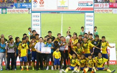 Đồng Tháp bỏ giải V-League