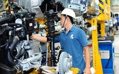 """Công nghiệp hỗ trợ ô tô """"khó lớn"""" vì sản lượng bé"""