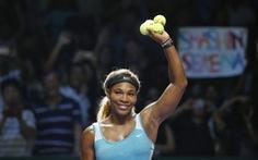 Serena Williams gặp Halep ở chung kết Giải WTA Finals