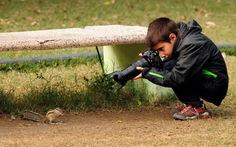 9 tuổi, đoạt giải nhiếp ảnh gia trẻ quốc tế