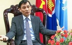 Ông Lê Hoài Trungtrở lại làm Thứ trưởng Bộ Ngoại giao