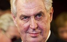 CH Czech sốc vì tổng thống văng tục trên sóng truyền thanh