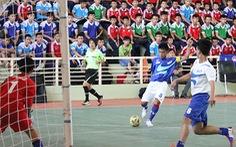 Futsal tìm được chỗ đứng trong học đường