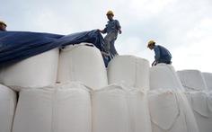 Mất trộm hàng chục tấn alumin ở Tân Rai