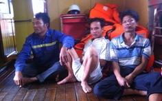 Vụ tàu đâm nhau: Mất liên lạc với tàu gây tai nạn