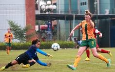 Thua Úc 0-3, U19 nữ Việt Nam bị loại khỏi VCK Giải nữ U19 châu Á 2015
