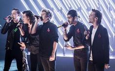 One Direction giành 3 giải MTV Châu Âu