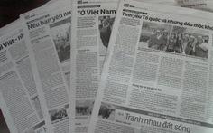 """Mời tham dự tọa đàm """"Tự hào cùng Việt Nam"""""""