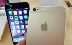 Ồ ạt bán iPhone 5S và iPhone 6 xách tay