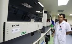 Vụ Bio-Rad: Viện Huyết học - truyền máu T.Ư phủ nhận