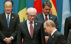 Ông Putin cô đơn tại hội nghị G-20