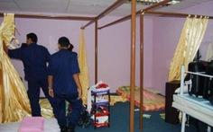 Malaysia giải cứu 4 phụ nữ Việt trong tiệmmát-xa trá hình