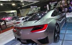 Những chiếc xe độc lạ tại VMS 2014