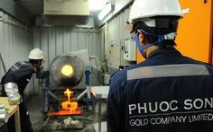 Công ty khai thác vàng cam kết trả nợ thuế trong 2 năm