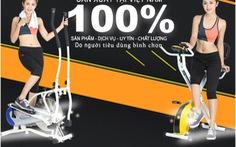 Xe đạp tập Elip lần đầu tiên sản xuất tại nhà máy Elip Việt Nam