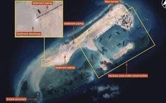 Trung Quốc phản ứng xấu về đảo nhân tạo trên biển Đông