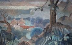 Tranh của họa sĩ Lê Phổ được bán với giá kỷ lục ở Hồng Kông