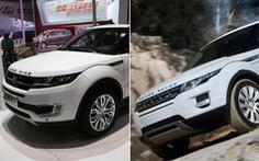 Thế giới mệt mỏi với Range Rover nhái của Trung Quốc