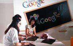 Google cổ vũ trẻ em Việt Nam vẽ ước mơ