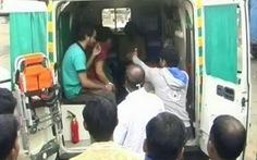 Ấn Độ: tàu dầuđổ hóa chất xuống sông, 400 người nhập viện