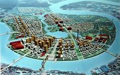 8.265 tỉ đồng xây đường và cầu cho Khu đô thị Thủ Thiêm