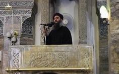 Libăng bắt giữ vợ, con thủ lĩnh tối cao IS