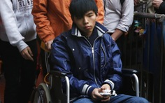 Joshua Wongngừng tuyệt thực sau 108 giờ