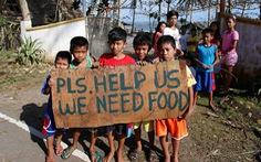 Bão Hagupit làm 27 người Philippines thiệt mạng