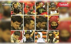 Malaysia truy nã 12 bị can trong vụ đánh CĐV VN