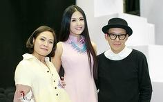 Hoa hậu Ngọc Hân trổ tài thiết kế với Giấc mơ xuân