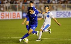 Trận đấu khó của Philippines ở Bangkok