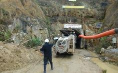 12 nạn nhân sập hầm thủy điện Đạ Dâng còn sống!