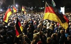 Hơn 15.000 người Đức biểu tình phản đối đạo Hồi