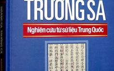 Nghiên cứuHoàng Sa - Trường Satừ lịch sử Trung Quốc