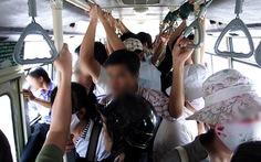 Chặn hành vi xấu trên xe buýt