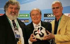 FIFA run sợ vì kênh truyền hình của Đức
