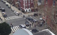 """Hai cảnh sát New York bị """"hành quyết"""" tại Brooklyn"""
