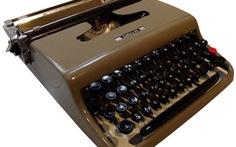 Quay lại máy đánh chữ để tăng bảo mật