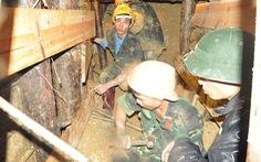Báo cáo chính phủ vụ sập hầm thủy điện