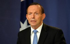 """Dân Úc chỉ trích Thủ tướng Abbott """"coi thường phụ nữ"""""""
