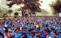 Giải Việt dã TP.HCM lần II – HCMC run 2015 -Chinh phục cầu Phú Mỹ