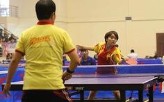 500 VĐV dự Giải bóng bàn Việt Nam Open 2014