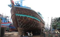 "Con tàu ""lịch sử"" lại ra khơi"